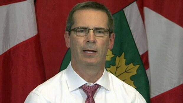 Dalton McGuinty is stepping down from his job both as premier and as the leader of the Ontario Liberal Party. (CBC)