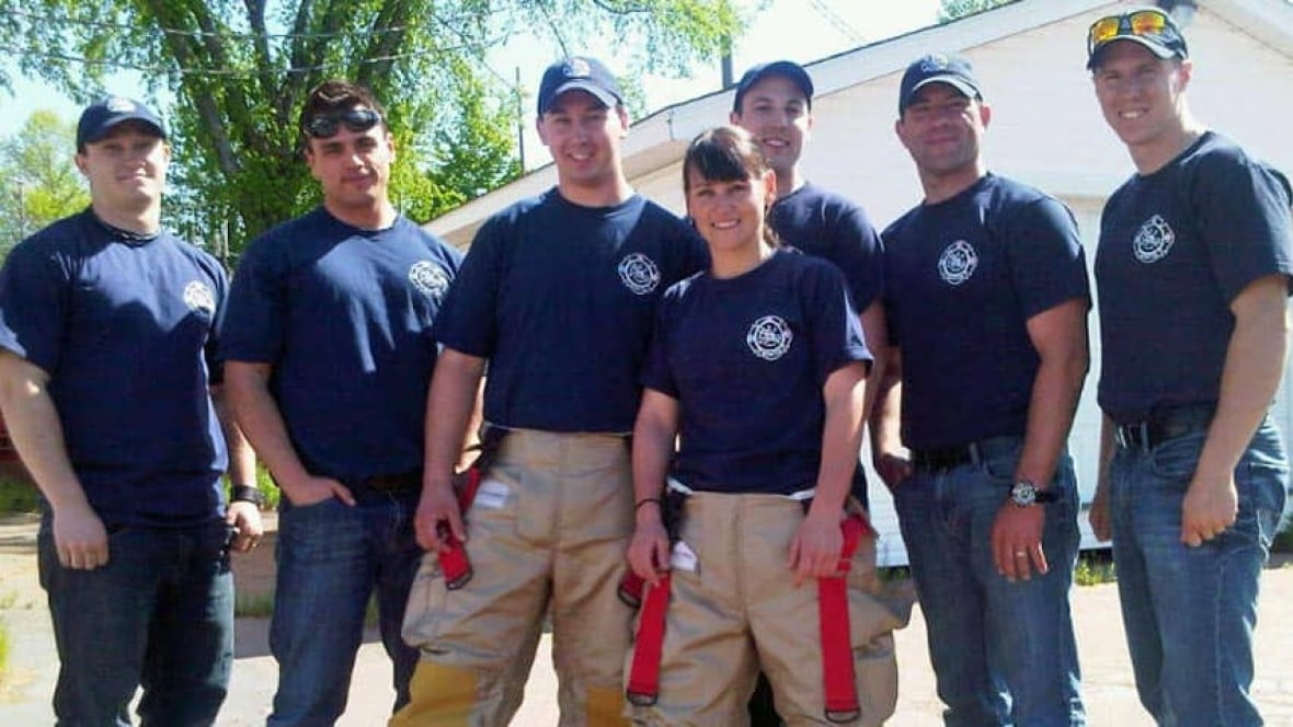 Moncton Adds Female Firefighter To Its Ranks New