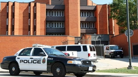 Health Canada analyzing unknown substance after jail exposure
