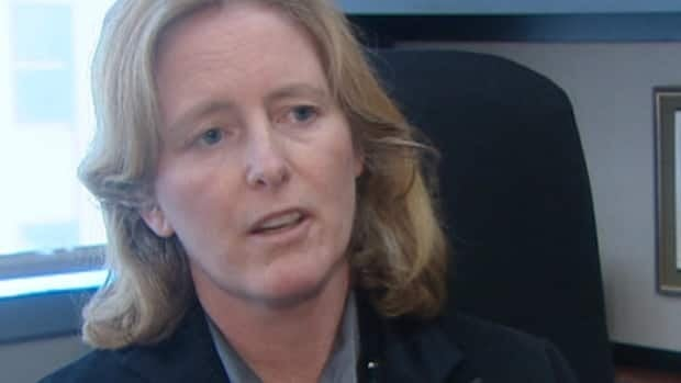Dr. Eilish Cleary, the chief medical officer of health in New Brunswick, said she will make recommendations this summer on the shale gas industry.