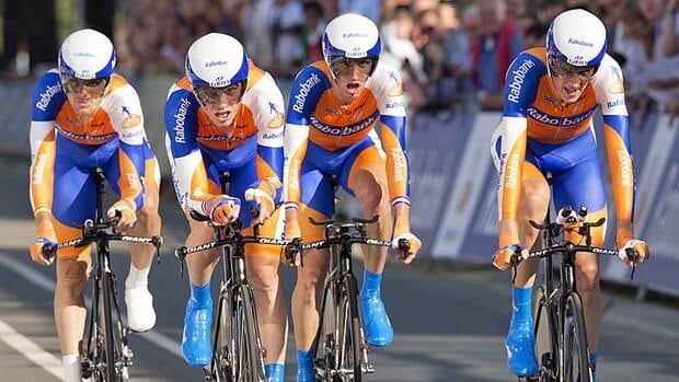Dutch bank Rabobank said it will terminate its long-running sponsorship of professional cycling, ending its 17 years of backing.