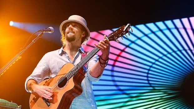 U.S. singer Jason Mraz, seen performing in Hong Kong in June, is set to play a concert in Burma in December. He is believed to be the first international artist to perform an open-air concert in the country.