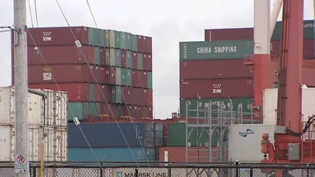 Superstorm Sandy devastated many businesses in the U.S. including the Port Authority of New York and New Jersey, forcing container ships to offload at the port of Halifax.