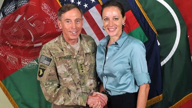Paula Broadwell had classified documents that investigators believe she gathered while researching her biography of David Petraeus.