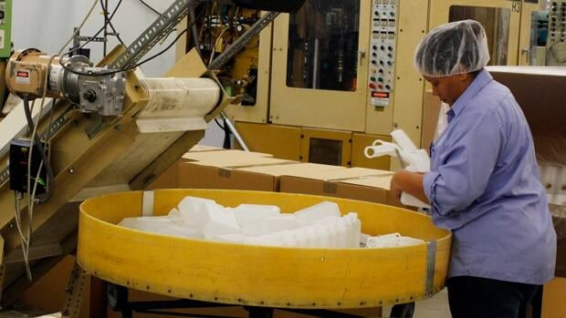 Female plastic molding workers were exposed to chemicals that are known to cause cancer.