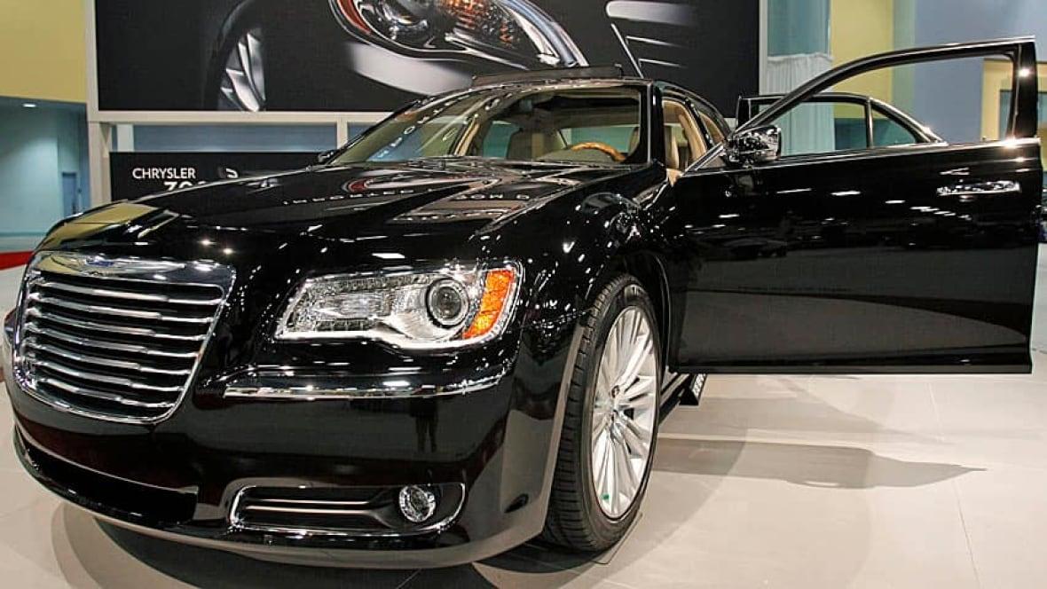 Chrysler Recalls Chargers 300s Windsor Cbc News