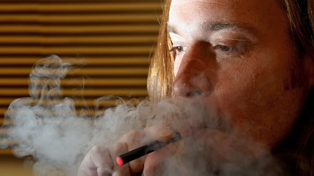"People who used to smoke regular tobacco and have switched to what's called ""vaping"" say it has helped them."
