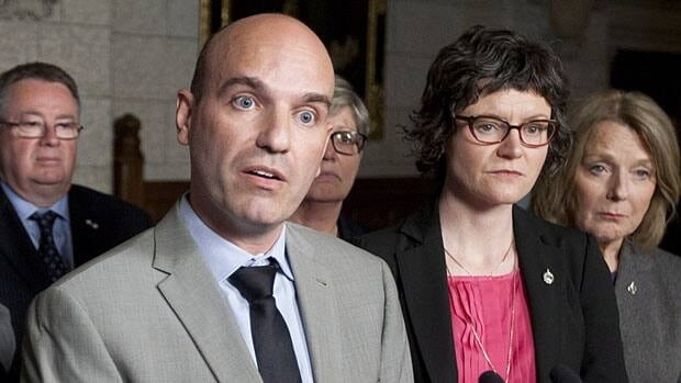 NDP MPs talked Thursday about the motions they plan to move at various committees in the coming days to try and force studies of the budget implementation bill.