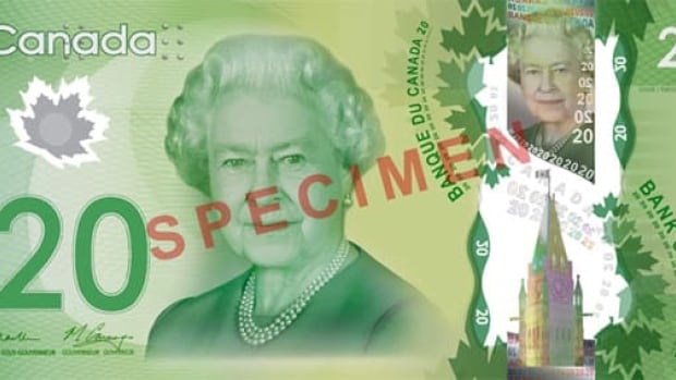 The Bank of Canada unveiled the design of the new $20 banknote on May 2, with the bill slated to begin circulating in November. The current $20 bill has been a counterfeiter's favourite.