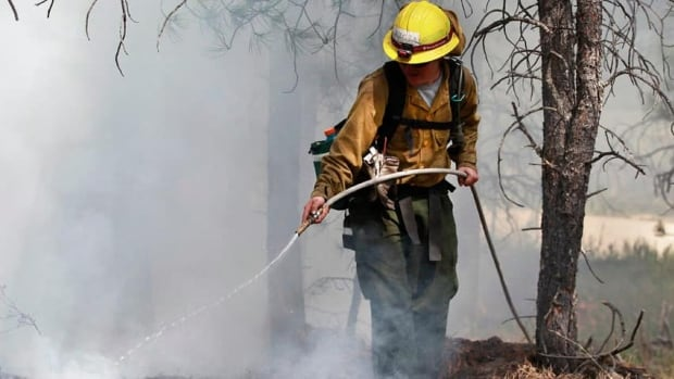 In the U.S., wildland firefighters have been required since 1977 to carry a fire shelter with them.