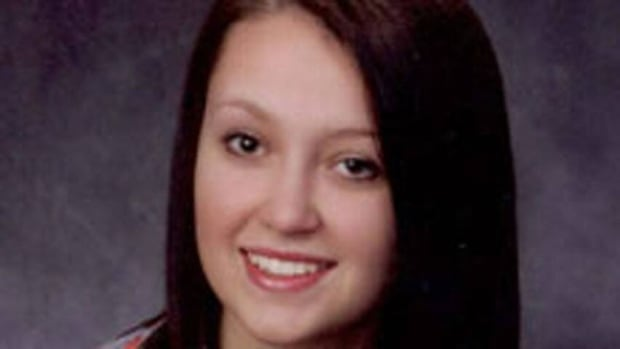 Amber Kirwan, 19, disappeared in October 2011. Her remains were found a month later.