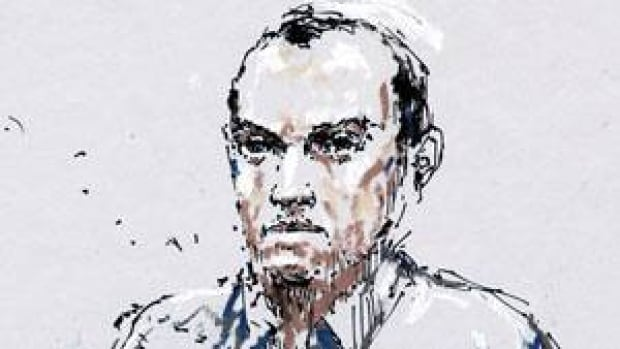 A courtroom sketch shows Ahmed Ressam in 2005 at a Federal Court in Seattle. A federal appeals court released a decision Monday overturning the 22-year sentence for Ressam, the convicted millennium bomber, calling it unreasonably lenient.