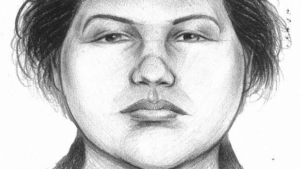 A composite sketch of Erika Menendez, the woman believed to have pushed a man to his death in front of a subway train on Thursday, was arrested Saturday and charged with second-degree murder as a hate crime.