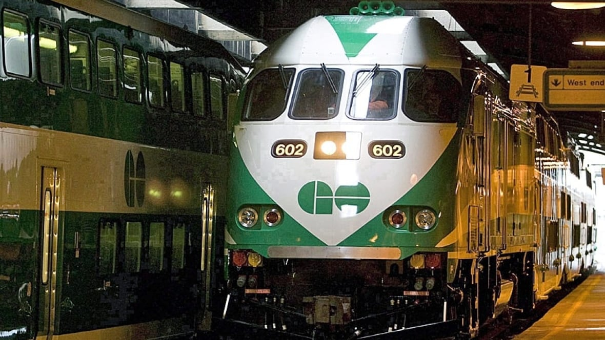 Thinking about drinking on New Year's Eve? Ride TTC, GO Transit for free