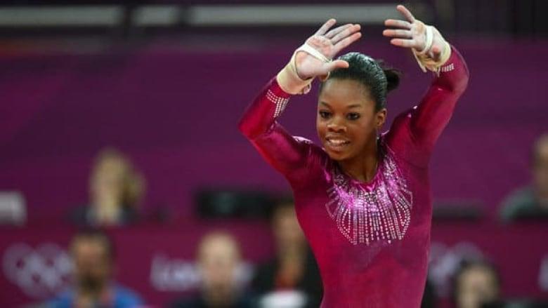 American Gabby Douglas wins gymnastics all-around gold | CBC