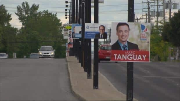 quebec byelection held montreal riding