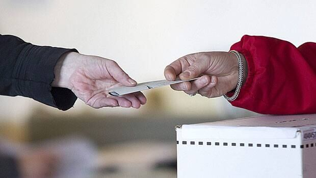 Every Canadian citizen over the age of 18 who has lived in Nova Scotia for six months or more has the right to vote.