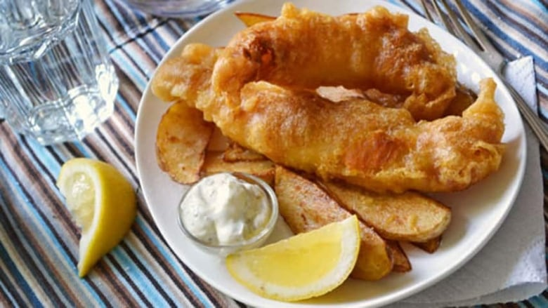 Friday a good day for fish and chips, says food columnist