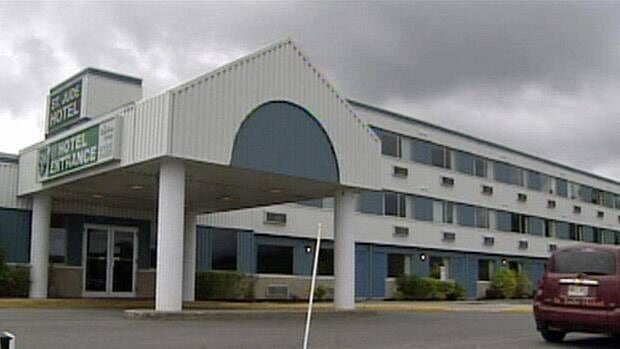 St. Jude Hotel (pictured in an undated file photo) is located on the Trans-Canada Highway in Clarenville.
