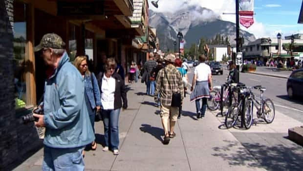 A report suggests Banff could soon reach its 8,000-resident population cap, which would lead to a housing shortage.