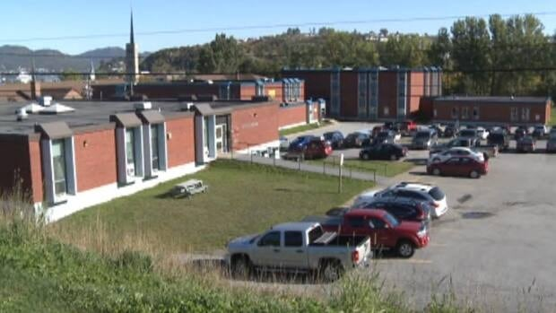 Police have laid an assault with a weapon charge against a 14-year-old student at Presentation Junior High School in Corner Brook.
