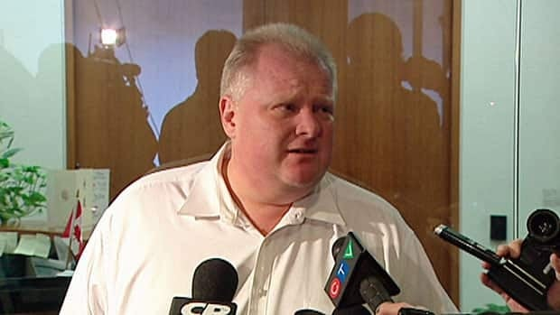 Mayor Rob Ford says that developers support his goal of extending the Sheppard subway.