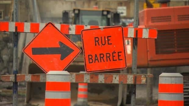 Drivers will face major disruptions as crews work away this weekend on the Turcot Interchange.