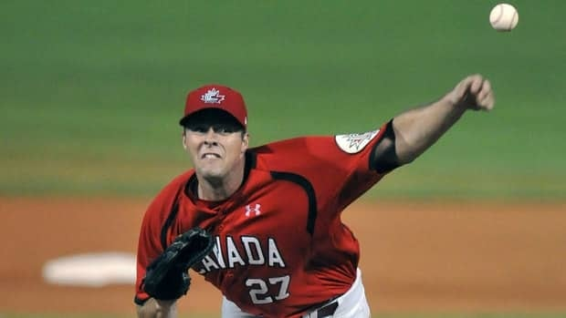 Pitcher Andrew Albers was named to Canada's World Baseball Classic qualifier roster.