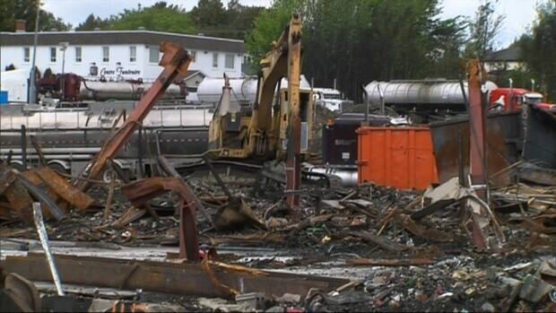 CP Rail has rejected an order from the Quebec government to help pay for the cleanup of the Lac-Mégantic train derailment.
