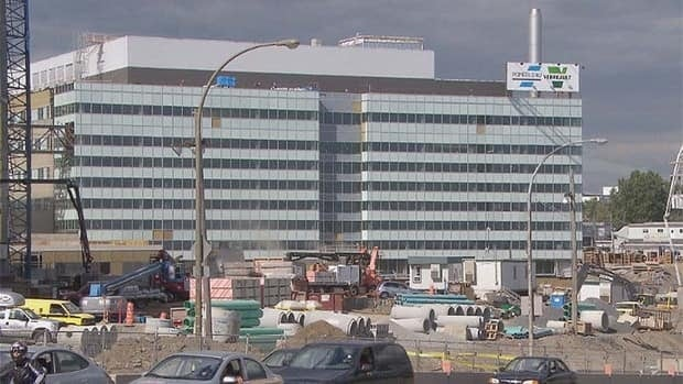 So far, the tab for the McGill University Hospital Centre is $1.343 billion.
