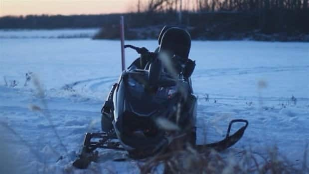 A Welland, Ont. man is dead after a collision on a snowmobile trail east of Parry Sound on Monday.