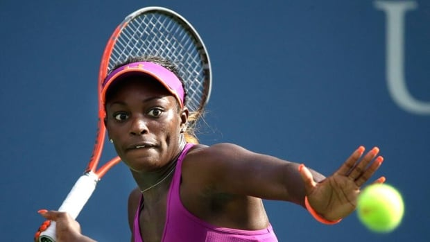 "Sloane Stephens, 20, is already carrying the label of ""Next Big Thing"" in American tennis."