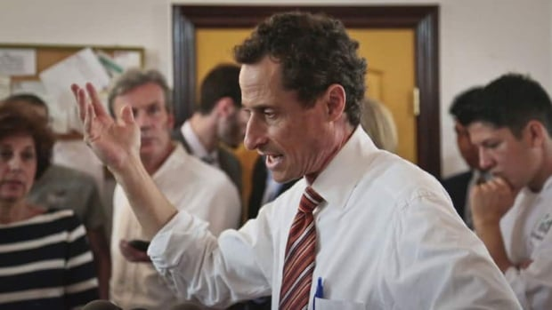 Anthony Weiner, New York mayoral candidate, said Thursday that he'd had sexually charged exchanges with six to 10 women while serving in Congress.