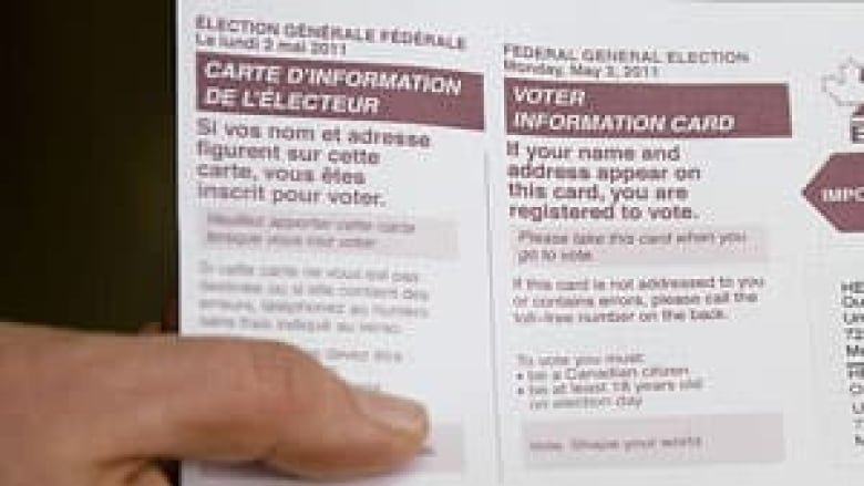 How parties 'identify' voters, and why it matters | CBC News