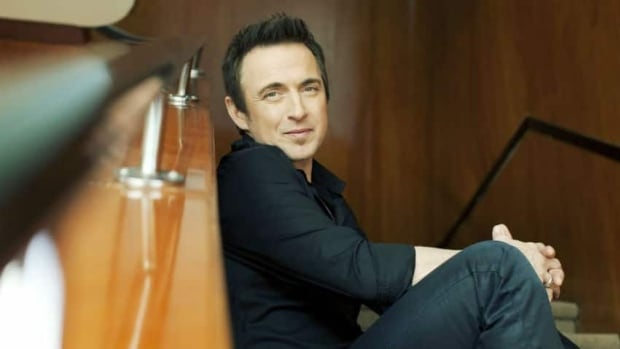 Colin James has 17 albums to his name including his latest record 'Blue Highways.'