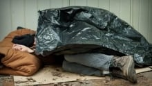 Homelessness, addiction the topic of the day