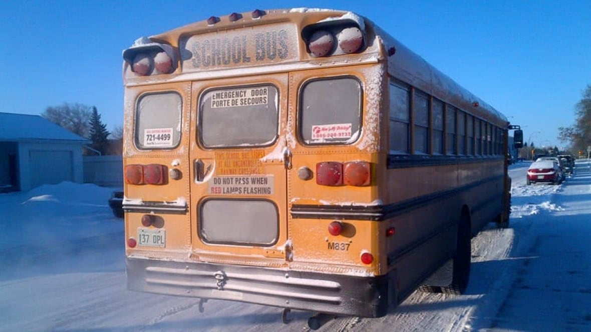 School Bus Cancellations: Widespread School Bus Cancellations For Another Day