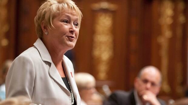 Pauline Marois said her English is not strong enough to take part in an English debate.
