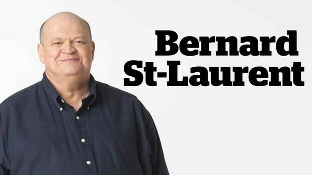 Bernard St-Laurent