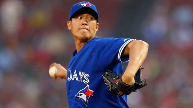 Chien-Ming Wang has posted a 4-4 record in nine starts with a 2.33 ERA for Buffalo.