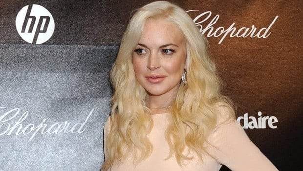 Actress Lindsay Lohan appeared in court in Los Angeles Thursday for an update on her progress with probation conditions stemming from a 2007 drunk driving incident.