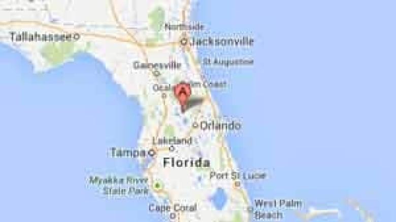 Map Tavares Florida.Florida Propane Plant Explosion Injures 8 Cbc News