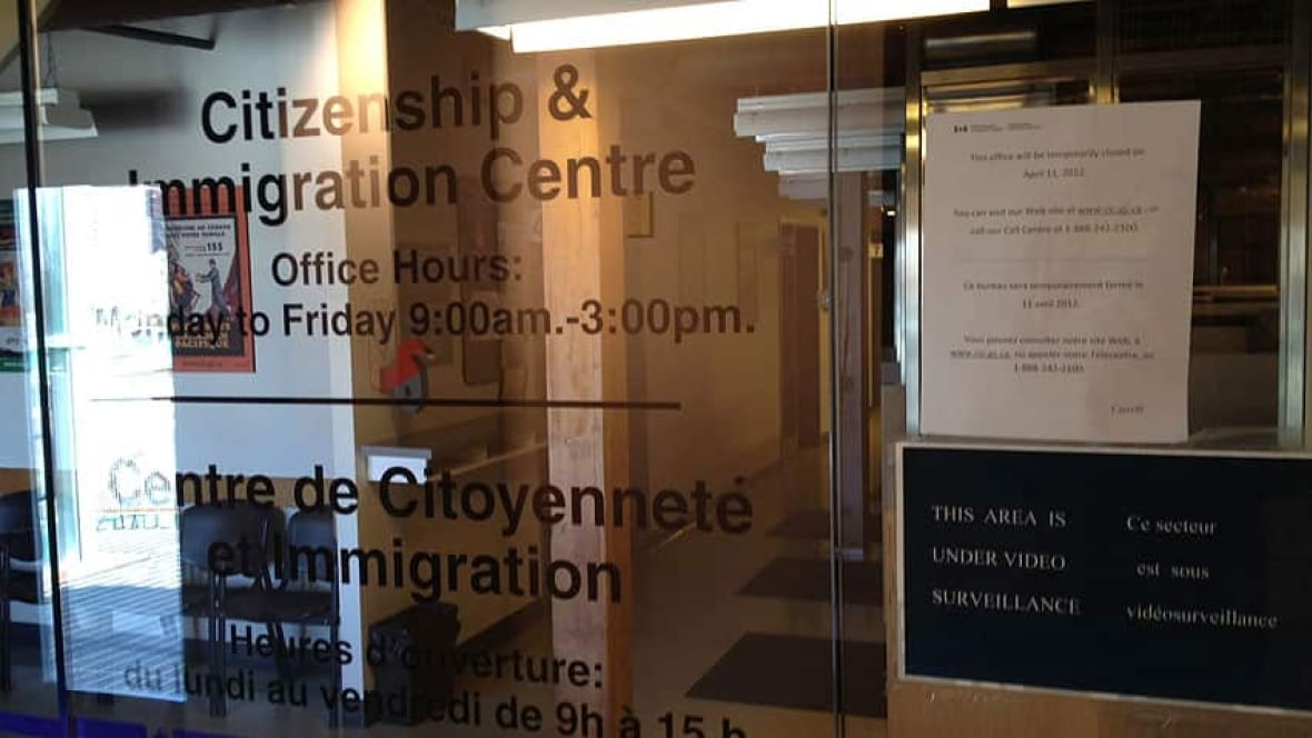 Manitoba angry about federal immigration changes manitoba cbc news - Bureau immigration canada ...