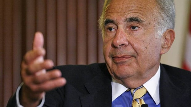 Carl Icahn met with Apple's Tim Cook today and strongly suggested a share buyback plan go ahead soon.