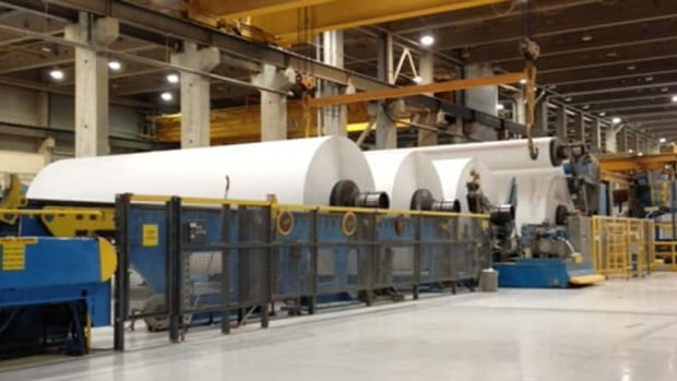 Port Hawkesbury Paper produces supercalendered paper.
