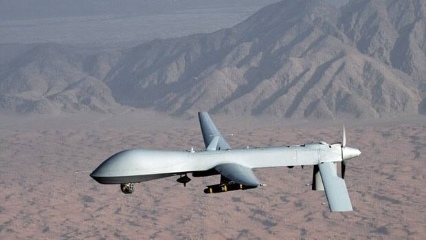 A report from the The Pew Research Center found that a majority of people in 17 of 21 countries disapproved of U.S. drone strikes against extremist leaders and group.