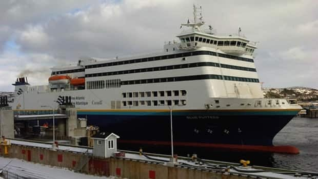 Marine Atlantic says it's cutting crossings between North Sydney, N.S., and Port aux Basques, N.L., because there's less commercial and passenger traffic than expected.