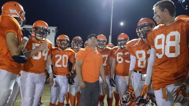 Yorkton coach Roby Sharpe is a finalist for the NFL Youth Coach of the Year award.