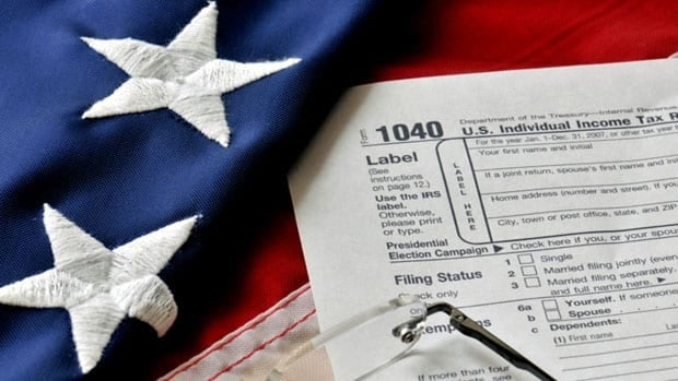 Under U.S. law, American citizens need to file tax returns even if they haven't lived in the U.S. for decades, let alone earned any money in their native land.