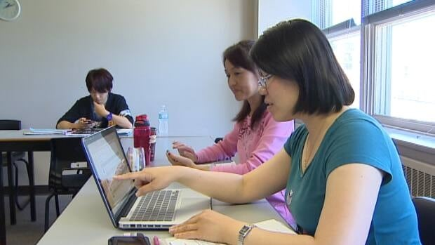 The ILI says students come to Halifax to learn English before they go to university or write their Test of English as a Foreign Language or International English Language Testing System exams.